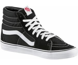 vans herren u sk8-hi high-top sneakerschwarz black 42.5 eu