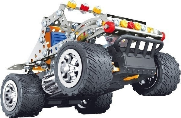 Jamara Metal Construction Jeep Kit (403680)