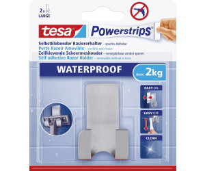 Tesa Powerstrips Rasiererhalter Waterproof 59709 Ab 449