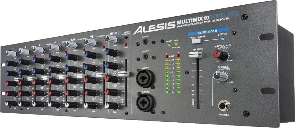 Image of Alesis MultiMix 10 Wireless