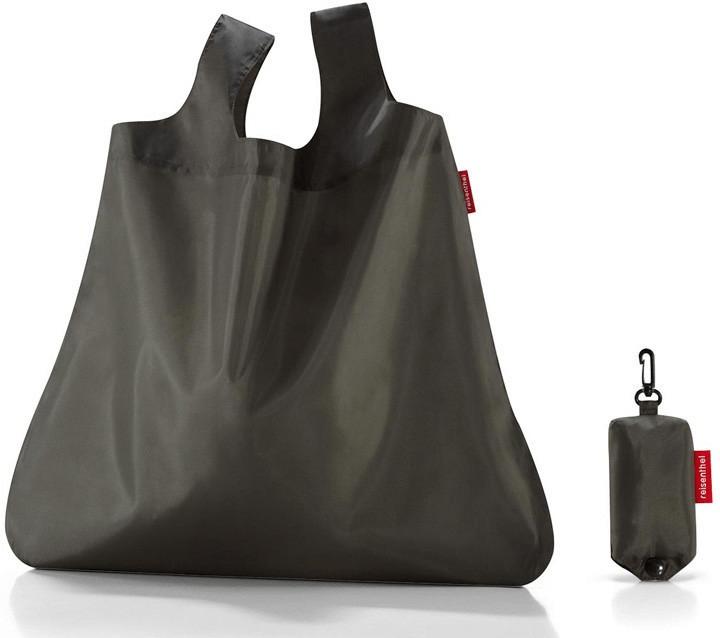 Reisenthel Mini Maxi Shopper Pocket dark olive