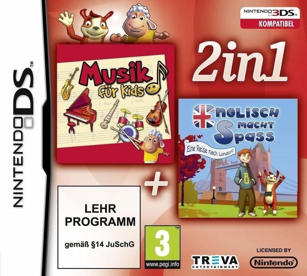 2in1: Musik für alle + Englisch macht Spass (DS)