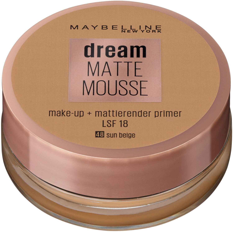 Maybelline Matte Maker Puder dla kobiet 16 g Odcień 40