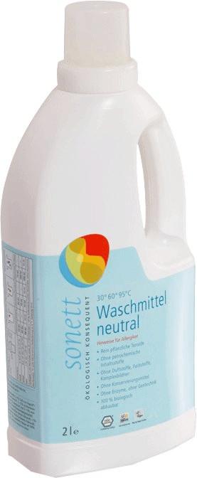 Sonett Waschmittel neutral (2 l)