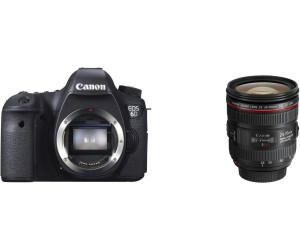 Canon EOS 6D Kit 24-70 mm Canon IS USM