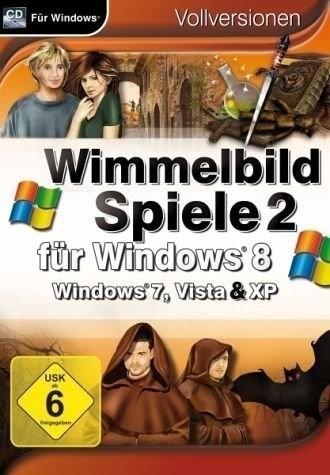 Wimmelbild Spiele 2 für Windows 8, Windows 7, V...