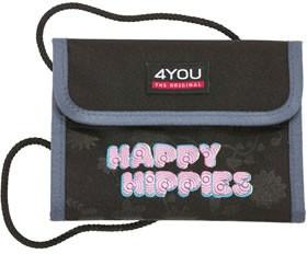 4YOU Money Bag happy hippies
