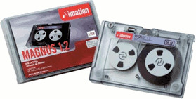 Image of Imation SLR3 Magnus Cartridge 1.2 GB