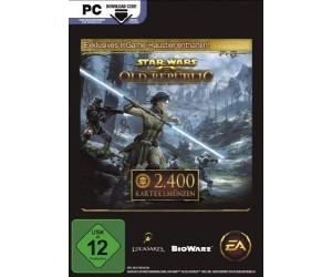 Electronic Arts Star Wars The Old Republic Kartellmünzen Ab 1590