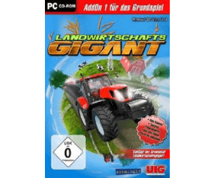 Landwirtschafts Gigant: Add-On (Add-On) (PC)