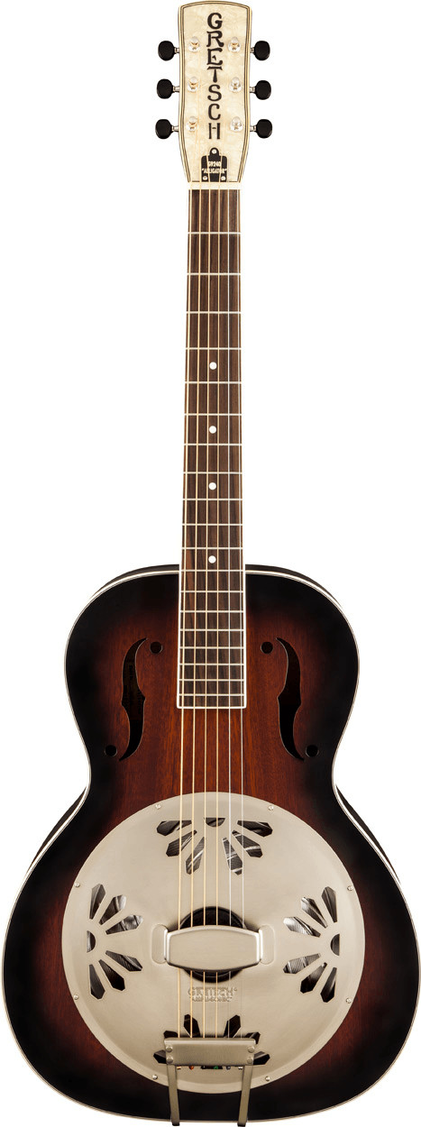 Gretsch G9240 Alligator Biscuit Roundneck