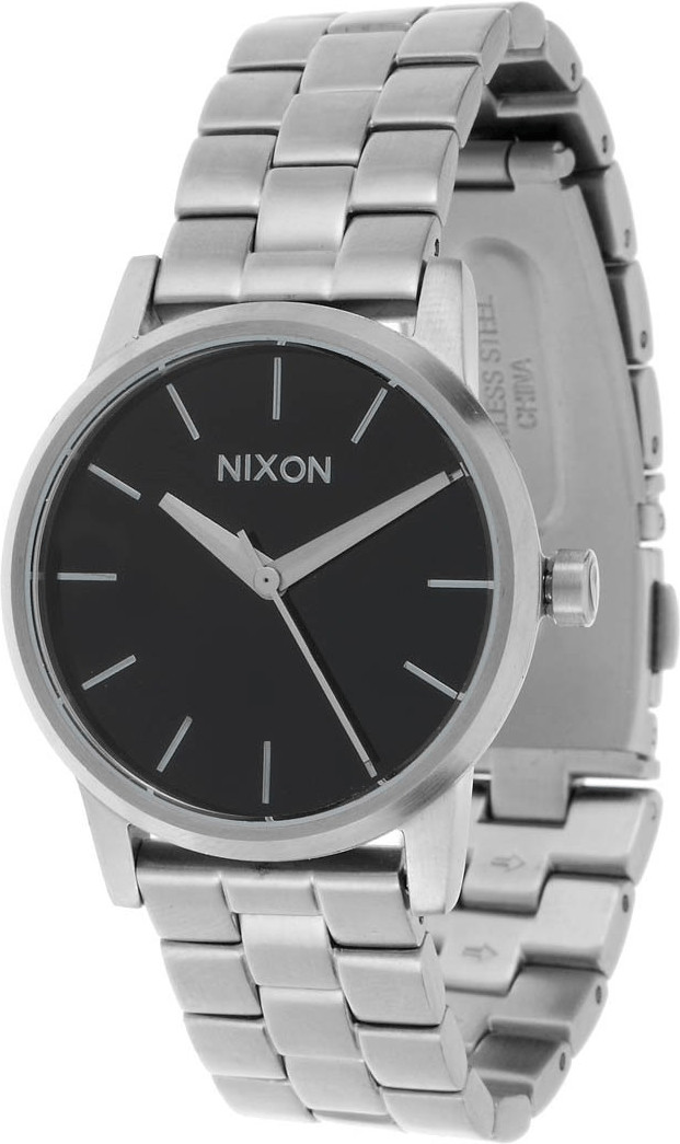 Nixon Damenuhr Small Kensington Black 1000