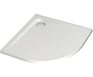 ideal standard ultra flat viertelkreis duschwanne 90 x 90 cm k5176 ab 157 65. Black Bedroom Furniture Sets. Home Design Ideas