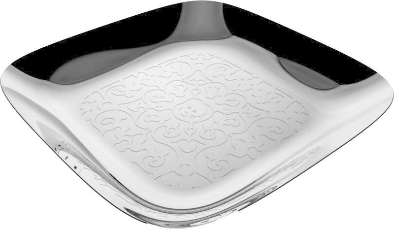 Alessi Dressed Tablett viereckig 34 cm