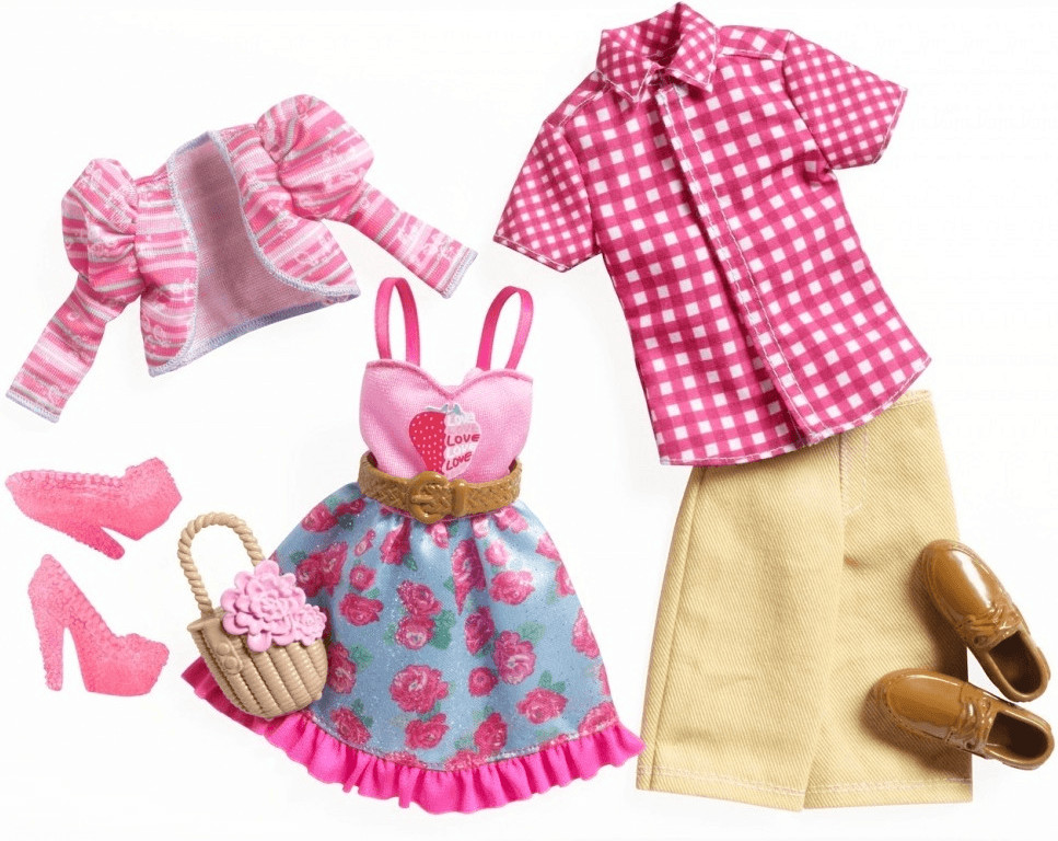 Barbie & Ken Dating Fashion Sortiment
