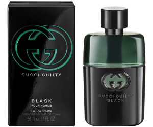 cb9670247 Nota 6,4/10 perfumative.es. Gucci Guilty Black pour Homme Eau de Toilette. Gucci  Guilty ...
