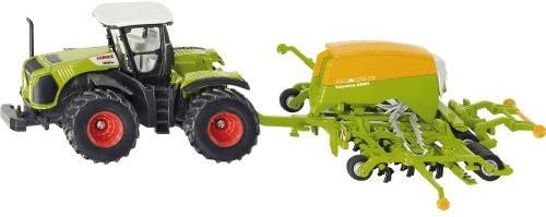 Siku Traktor mit Sämaschine Amazone Cayena 6001 (1826)