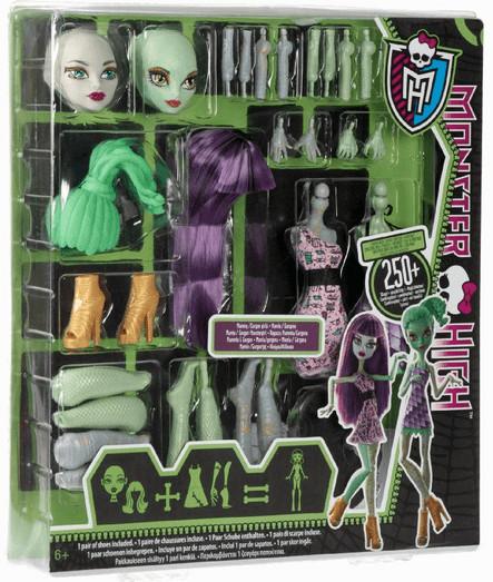 Mattel Monster High Create-a-Monster Mummy and ...