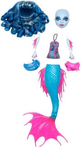 Monster High Monster High Create-a-Monster Siren