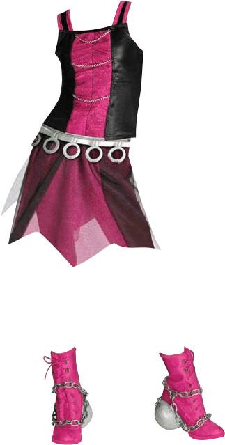 Rubie´s Monster High Spectra Vondergeist Kind (...