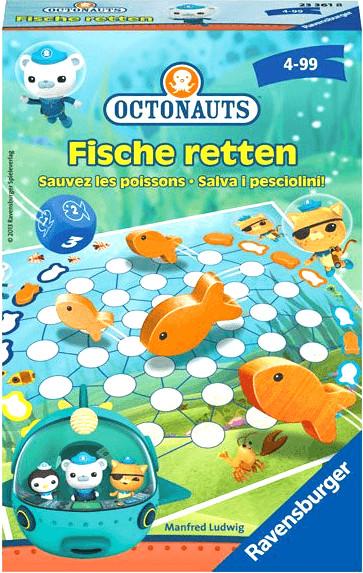 Ravensburger Octonauts Fische retten