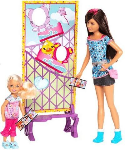 Barbie Schwestern Freizeitpark Fotos