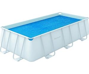 Bestway manta t rmica piscina 412 x 201 cm 58240 desde for Piscinas bestway opiniones
