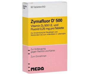 Novartis Zymafluor D 500 Tabletten (90 Stk.)