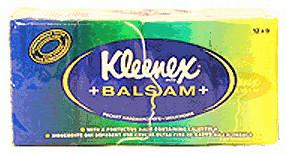 Kleenex Balsam Taschentücher (12 x 9 Stk.)
