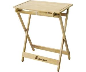 landmann selection kombi tisch 70x51x84 cm ab 55 00. Black Bedroom Furniture Sets. Home Design Ideas