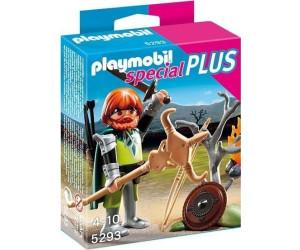 Playmobil 5293 Keltenkrieger mit Waffen am Lagerfeuer SpecialPlus