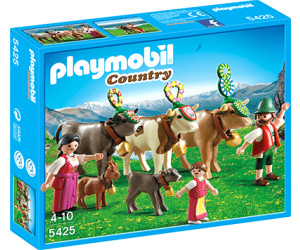 Playmobil Country Almabtrieb 5425 Ab 16 89 Preisvergleich