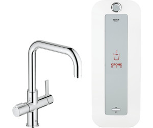 grohe red duo mit boiler 8 liter 30156000 ab 941 90 preisvergleich bei. Black Bedroom Furniture Sets. Home Design Ideas