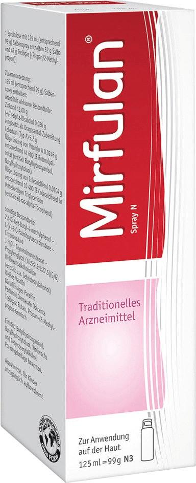 Mirfulan N Salbenspray (125 ml)
