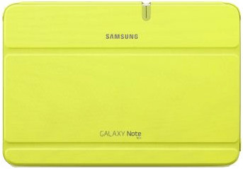 Samsung Book Cover Galaxy Note 10.1 mint (EFC-1...