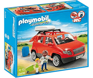 playmobil familienauto 5436 ab 98 90 preisvergleich bei. Black Bedroom Furniture Sets. Home Design Ideas