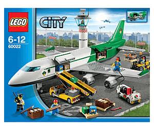 lego city gro es frachtflugzeug 60022 ab 249 99. Black Bedroom Furniture Sets. Home Design Ideas