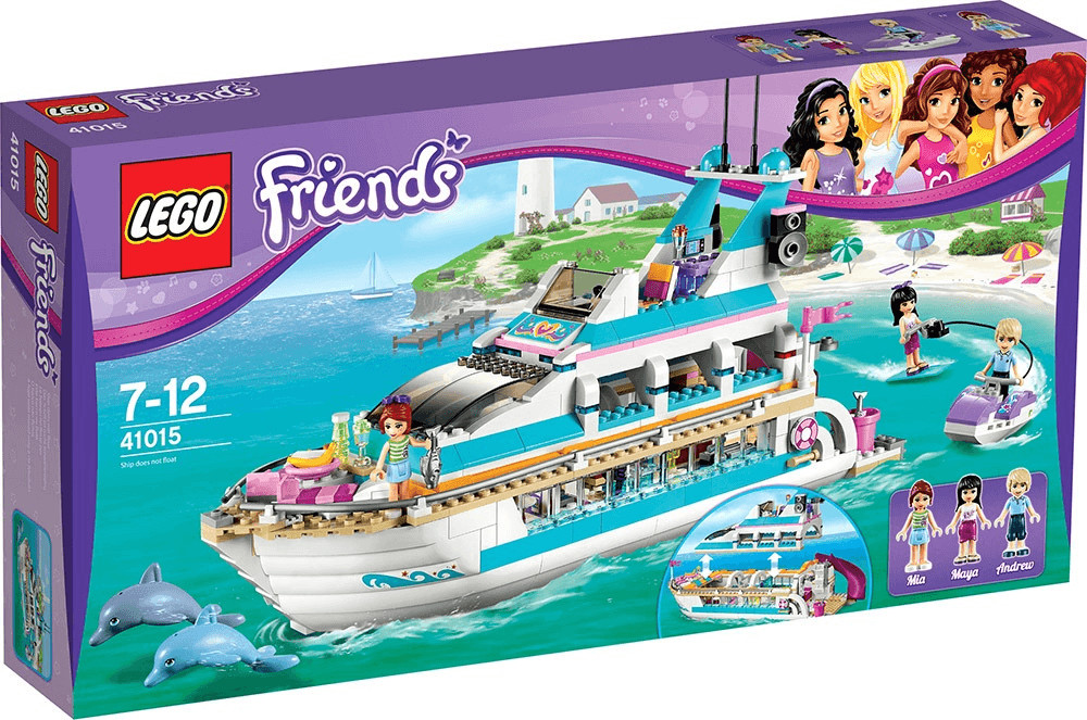 LEGO Friends - Yacht (41015)