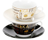 Ritzenhoff /& Breker Fr/ühst/ücksset Frieda  2er Set Jumbo-Kaffeebecher