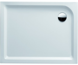 keramag icon rechteckige duschwanne 100 x 80 cm 662410. Black Bedroom Furniture Sets. Home Design Ideas