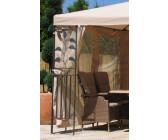 pavillon seitenteil preisvergleich g nstig bei idealo kaufen. Black Bedroom Furniture Sets. Home Design Ideas
