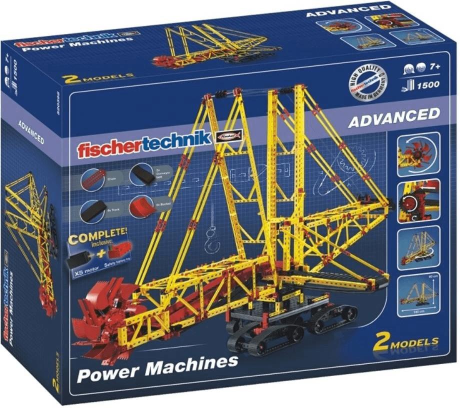 Fischertechnik Advanced - Power Machines (520398)