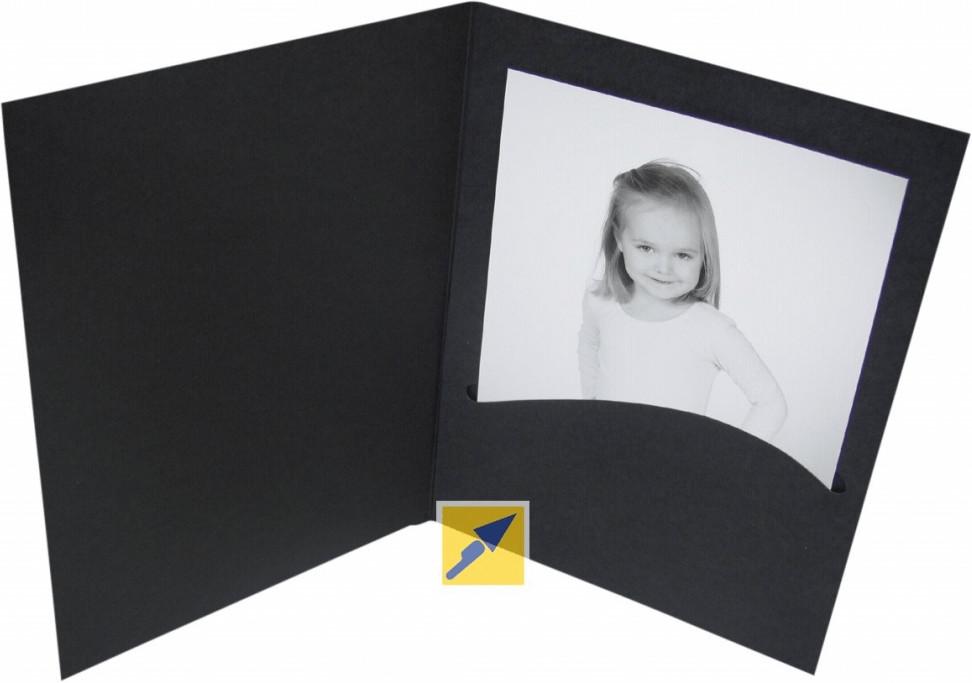 Image of Daiber 1x100 Portrait Presentation Folder Profi-Line 10x15