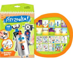 Image of Artzooka Clingzooka Robots