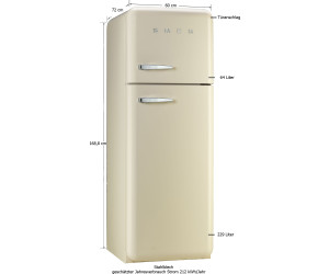 Smeg Kühlschrank Homepage : Smeg fab rp ab u ac preisvergleich bei idealo