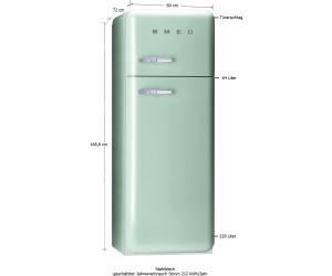 Smeg Kühlschrank Pastellgrün : Smeg fab30lv1 ab 1.365 00 u20ac preisvergleich bei idealo.de