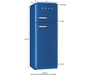 Smeg Kühlschrank Blau : Smeg fab rbl ab u ac preisvergleich bei idealo