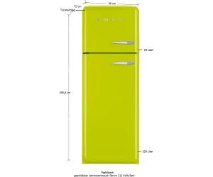 Smeg Kühlschrank Fab30rp1 : Smeg fab lve ab u ac preisvergleich bei idealo