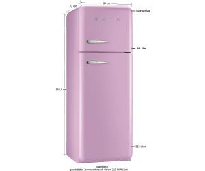 Retro Kühlschrank Pink : Smeg fab30rro1 ab 1.335 00 u20ac preisvergleich bei idealo.de