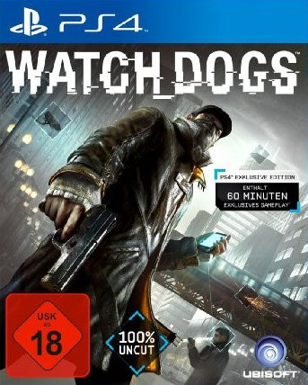 Watch Dogs: Exklusive Edition (PS4)